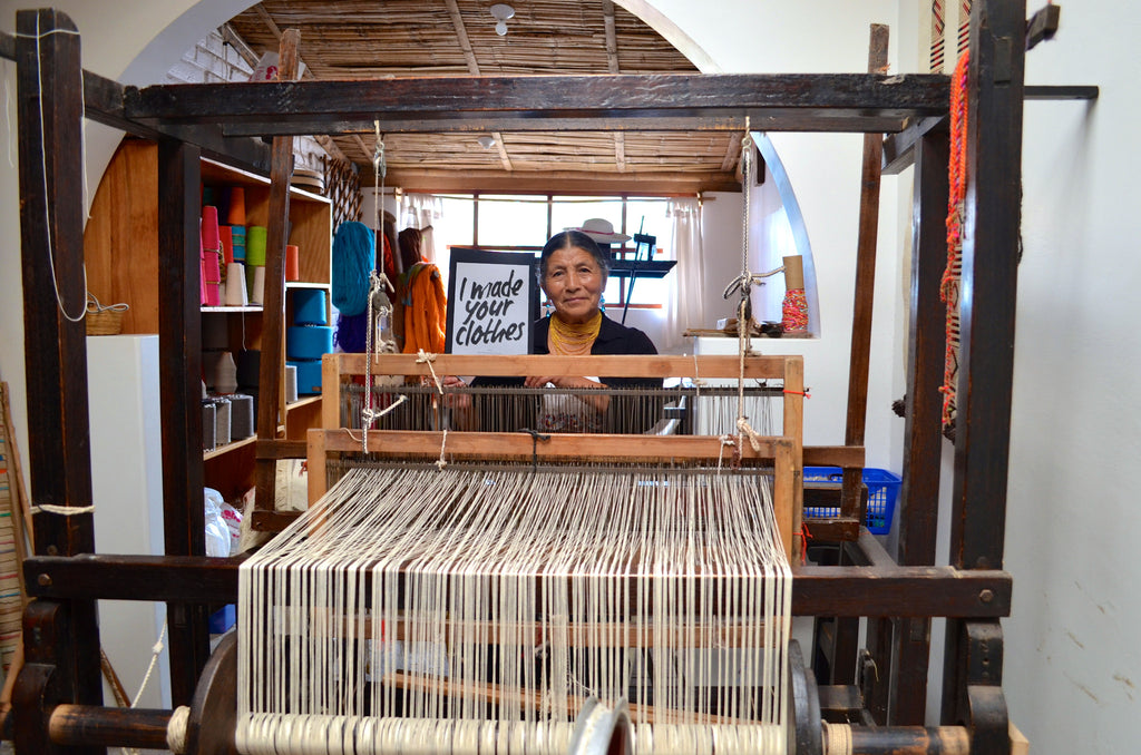 The story of Matilde, a social visionary from Otavalo