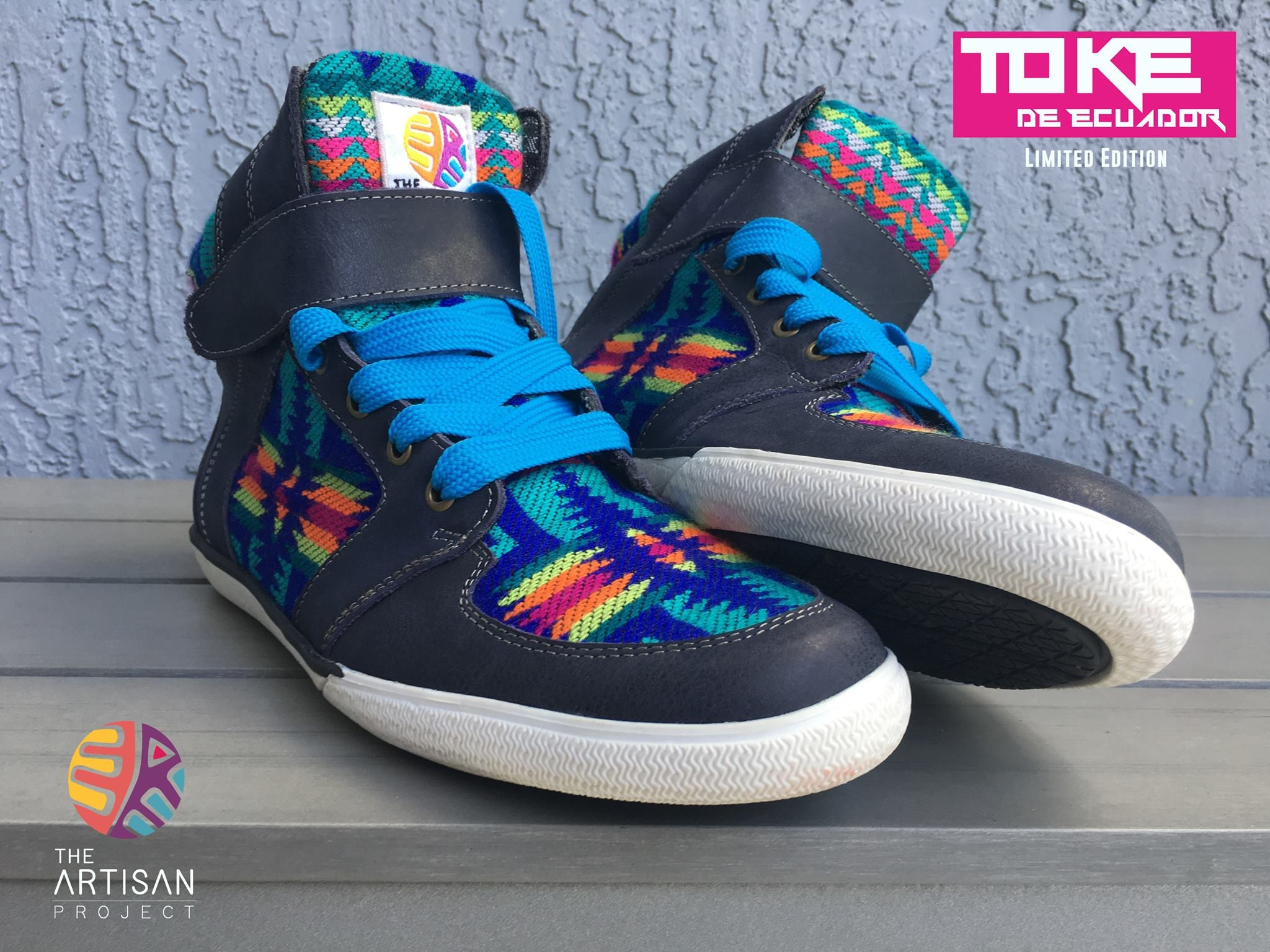SISAY HIGH TOP - TOKE D ECUADOR LIMITED EDITION