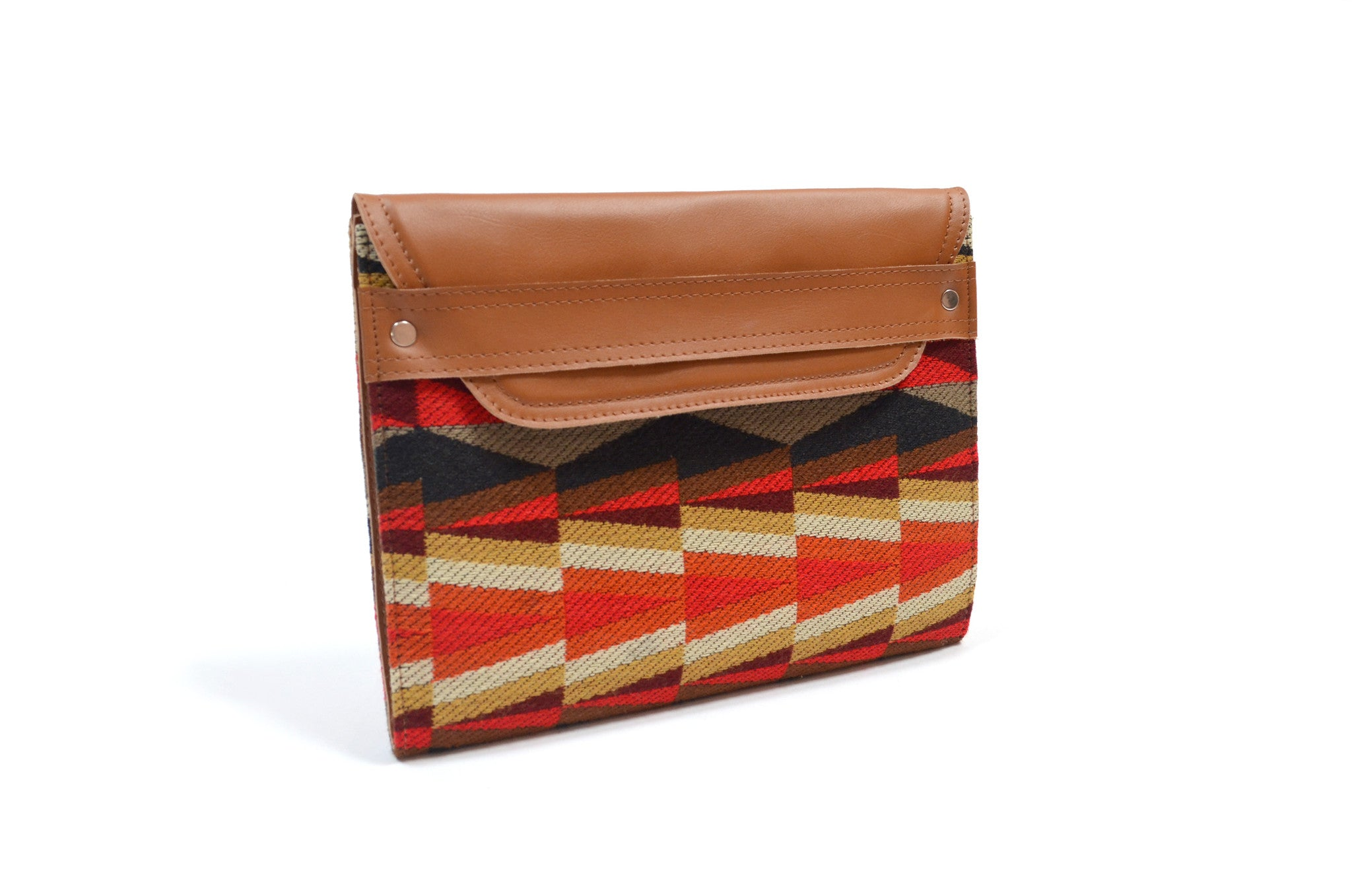 SISAY IPAD SLEEVE - EARTH TONES