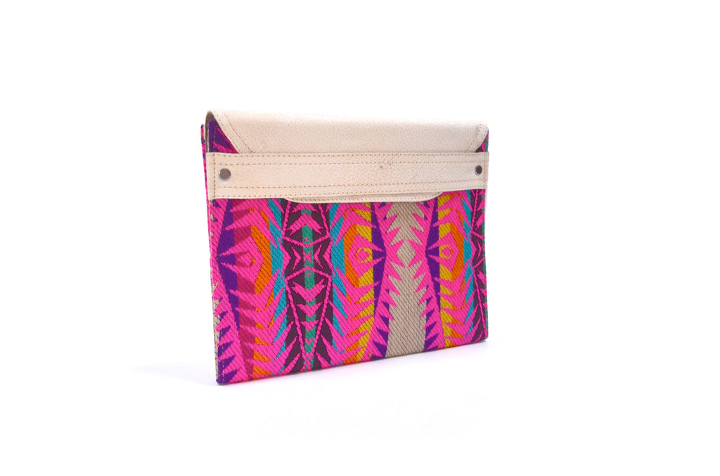 SISAY IPAD SLEEVE - COLORFUL NATURE