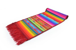 OTAVALO TABLE RUNNER SMALL  - MULTICOLOR FALL