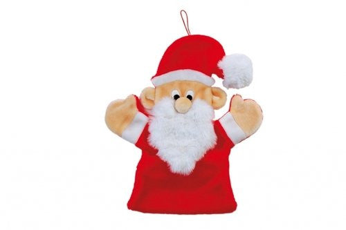 SANGER Christmas Santa Claus Hot Water Bottle - Made in Germany