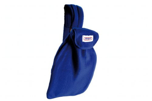 Warm Tradition Blue Body Warmer Hot Water Bottle - Made in Germany