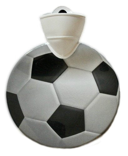 Warm Tradition Soccer Ball Thermoplastic Hot Water Bottle - Made in Germany