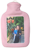 Warm Tradition Personalized Fleece Covered Hot Water Bottle - Cover Made in USA