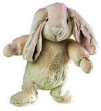 Sanger Cuddly Rabbit Hot Water Bottle - Made in Germany