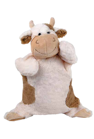 SANGER Cow Hot Water Bottle - Made in Germany