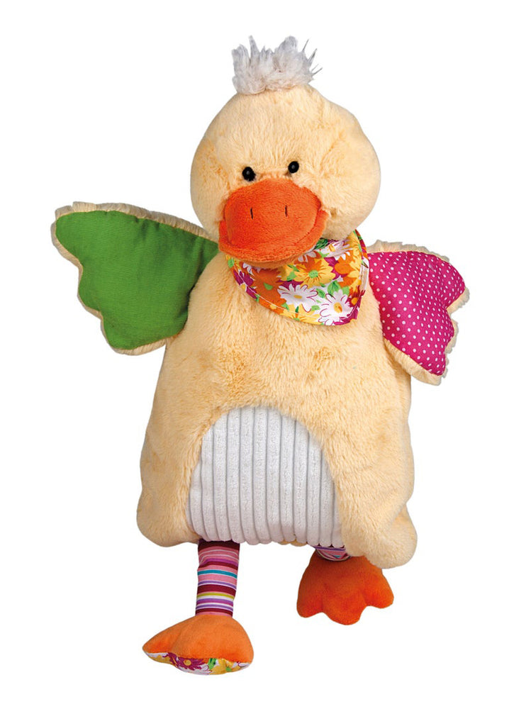 SANGER Duck-Hot Water Bottle - Made in Germany