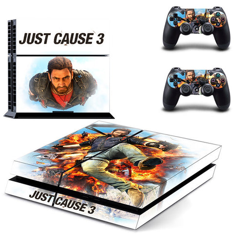 Just Cause - PS4 - Skinshoppen.dk PS4