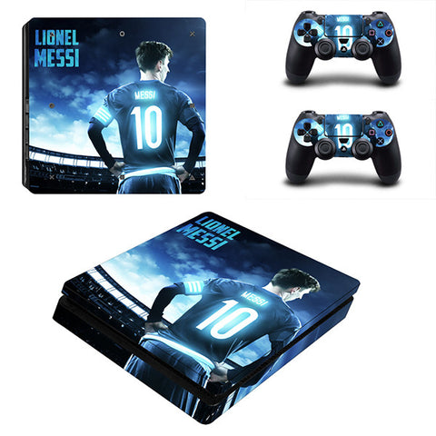 Messi III - PS4 Slim - www.skinshoppen.dk PS4 slim