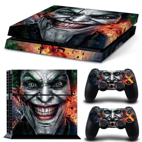 PS4 skin joker klistermærke til playstation 4