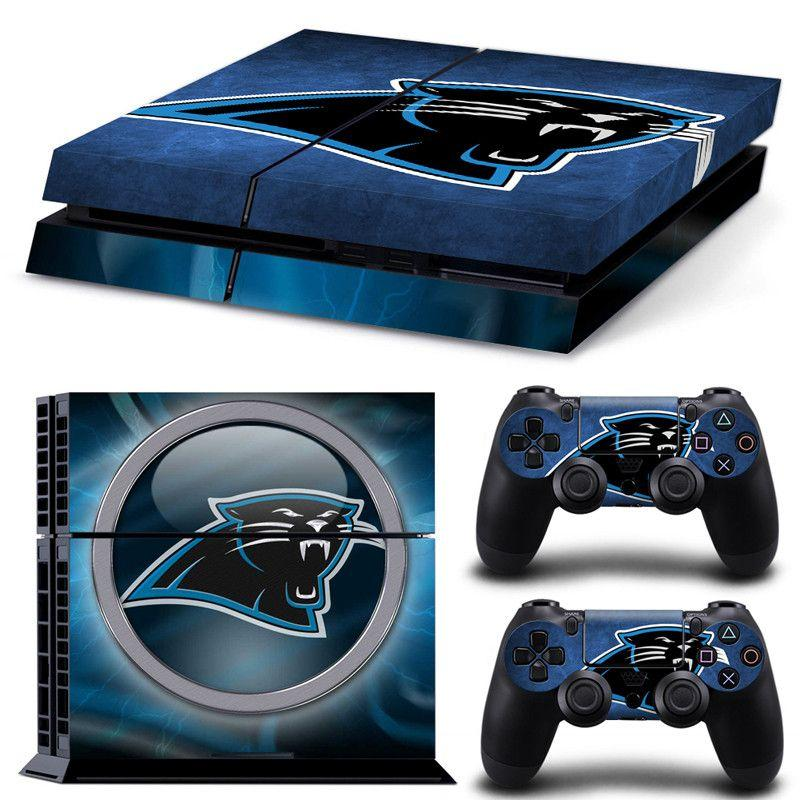 Carolina Panthers - PS4 - www.skinshoppen.dk PS4