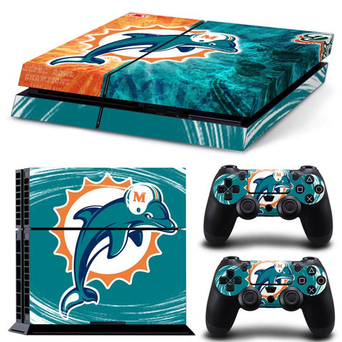 Miami Dolphins - PS4 - www.skinshoppen.dk PS4