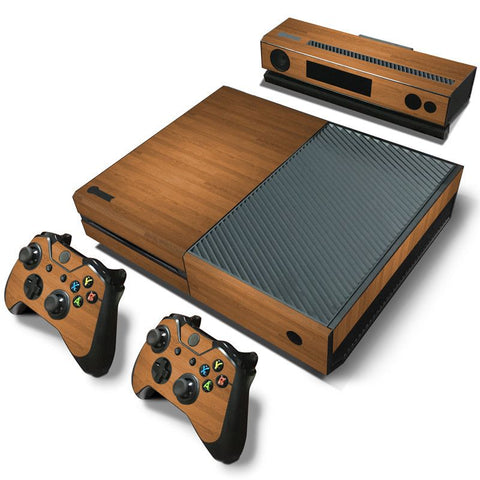 Light Wood - Xbox One - www.skinshoppen.dk