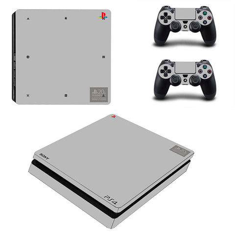 PS4 Anniversary - PS4 Slim