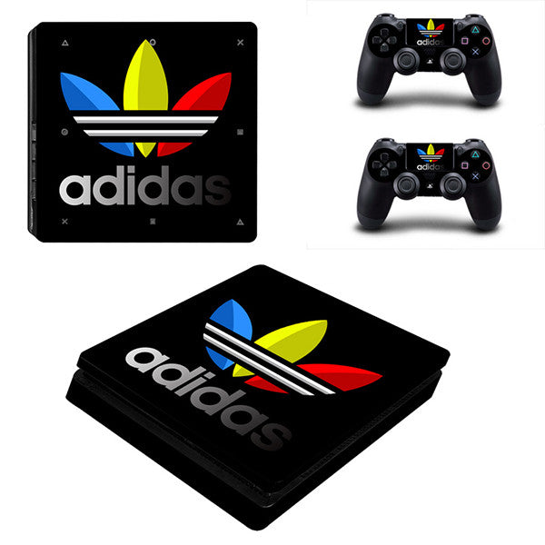 Adidas multi - PS4 slim - Skinshoppen.dk PS4 slim