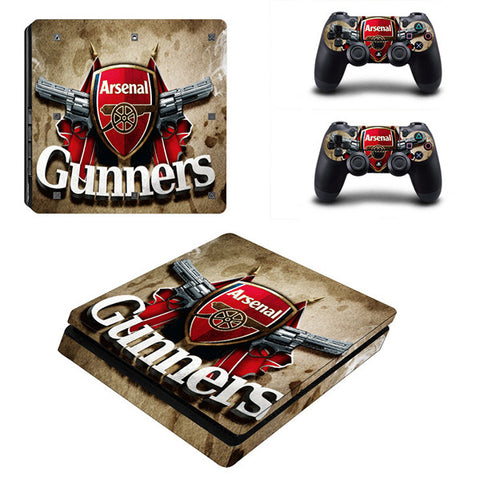 Arsenal - PS4 Slim - www.skinshoppen.dk PS4 slim