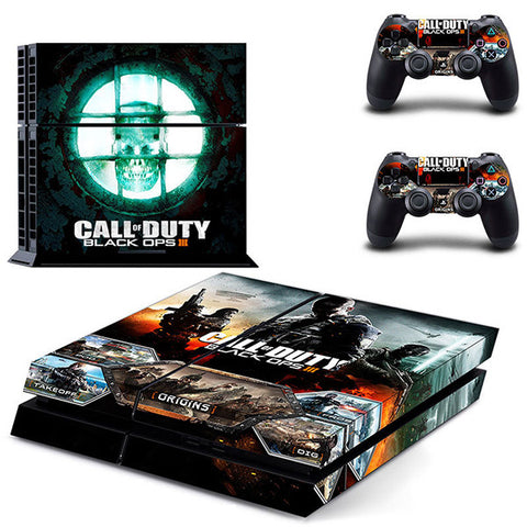 ps4 pro skin - call of duty