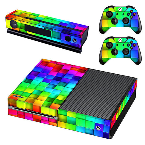 3D color - Xbox One - www.skinshoppen.dk Xbox one