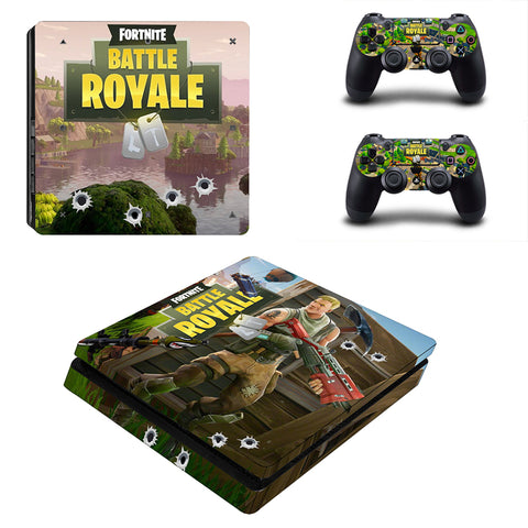 Fortnite Royal - PS4 Slim - www.skinshoppen.dk PS4 slim