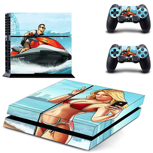 GTA Wasted ll - PS4 - www.skinshoppen.dk PS4