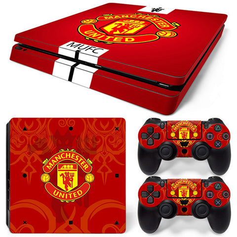 Man. United III - PS4 slim - www.skinshoppen.dk PS4 slim