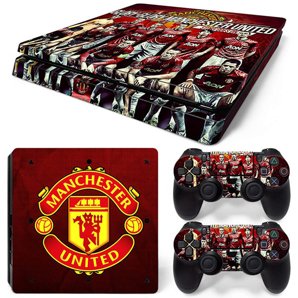 Man. United II  - PS4 slim - www.skinshoppen.dk PS4 slim