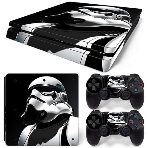 Star Wars V - PS4 Slim - www.skinshoppen.dk PS4 slim