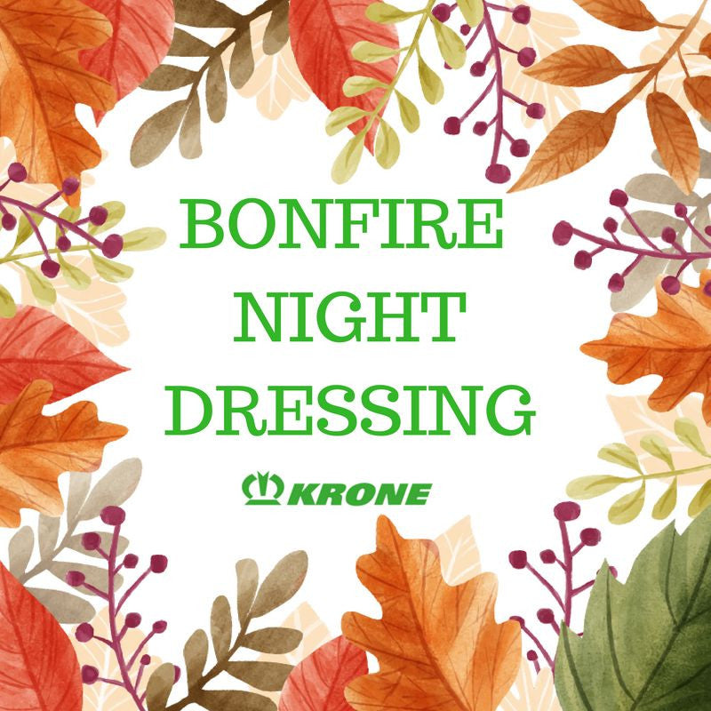 Bonfire night dressing