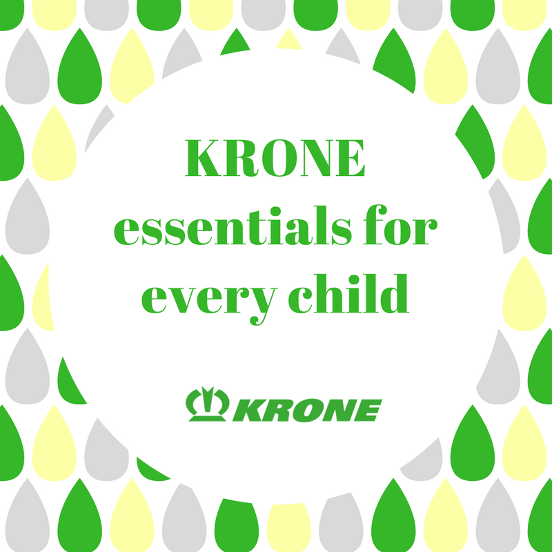 KRONE essentials for every child