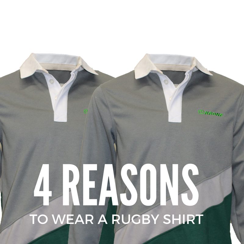 4 reasons a man should own a rugby shirt