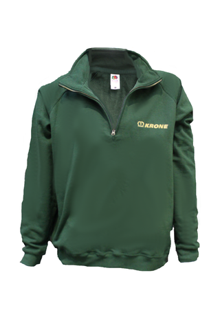 KRONE Classic Zip Up Jumper