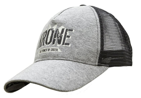 KRONE Baseball Cap in Grey