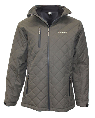 KRONE Quilted 2-in-1 Coat