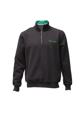 KRONE Peckfield Zip Up Sweater