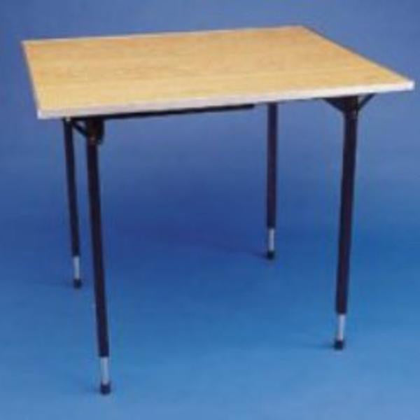 Handbell Table with Adjustable Legs