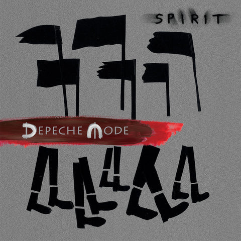 Depeche Mode ‎– Spirit (2LP)