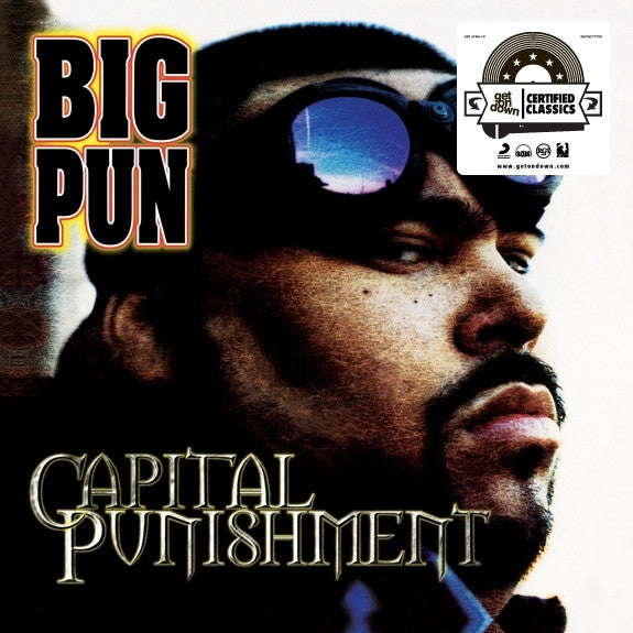 Big Pun ‎– Capital Punishment (2LP)