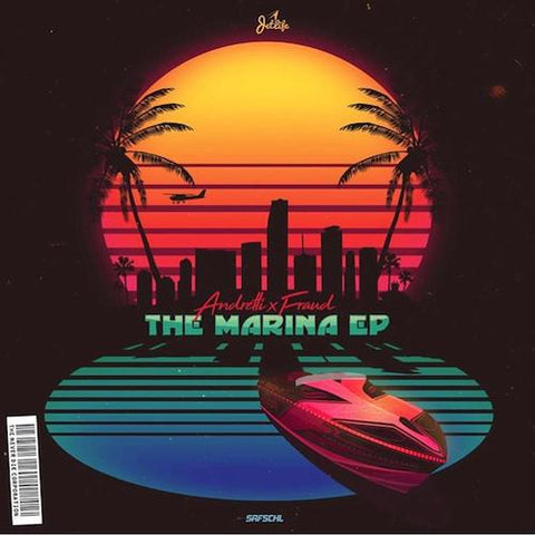 Curren$y & Harry Fraud – The Marina (EP)