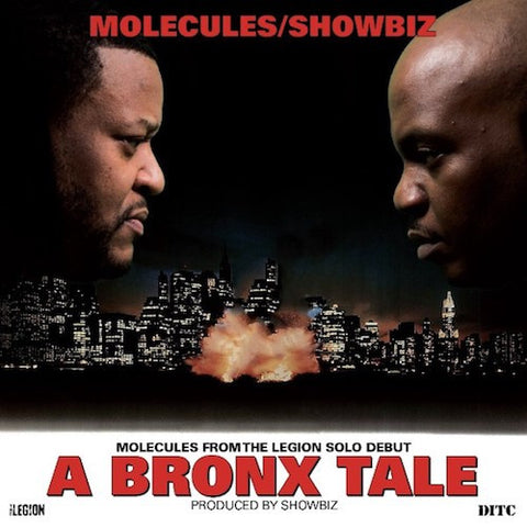 Molecules & Showbiz ‎– A Bronx Tale (EP)
