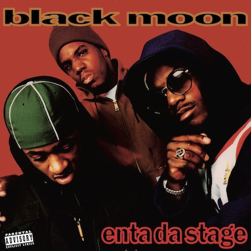 Black Moon ‎– Enta Da Stage: Remastered (2LP)