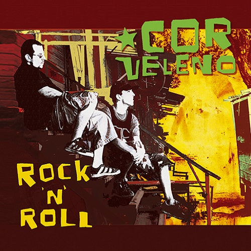 Cor Veleno ‎– Rock'N'Roll (2LP)