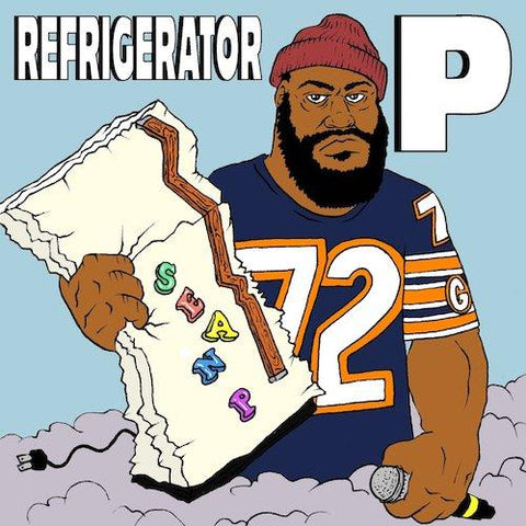"Sean Price & Small Professor – Refrigerator P (10"")"