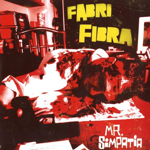 Fabri Fibra ‎– Mr. Simpatia (2LP)