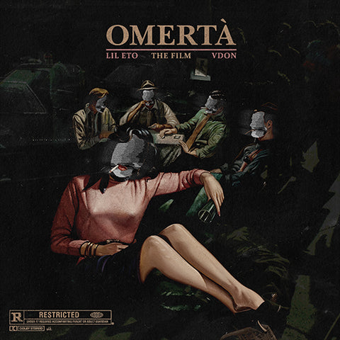 Lil Eto & V Don – Omertà: The Film (Cassette)