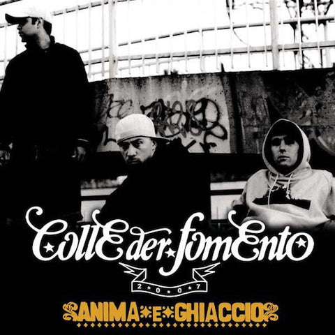 Colle Der Fomento ‎– Anima & Ghiaccio (CD)