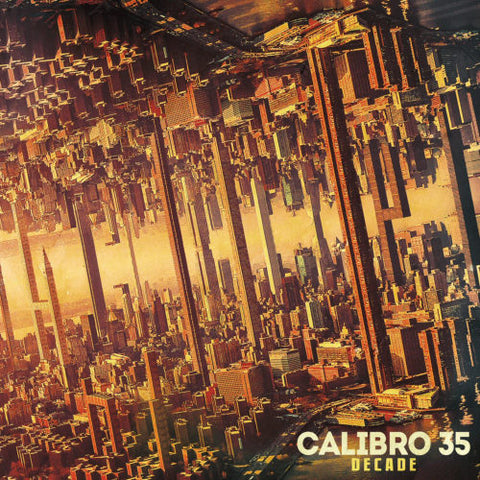 Calibro 35 — Decade (LP)