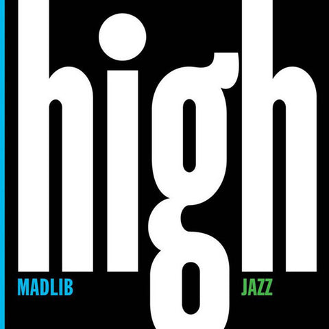Madlib ‎– High Jazz (2LP)