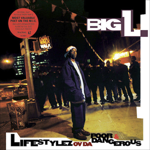 Big L ‎– Lifestylez Ov Da Poor & Dangerous (2LP)