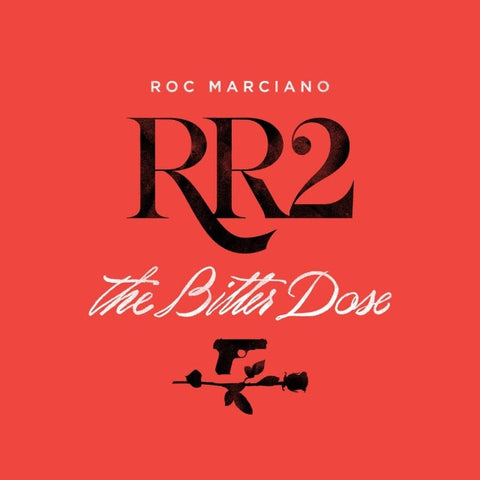 Roc Marciano – RR2: The Bitter Dose (2LP)